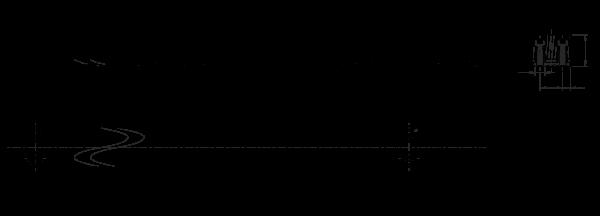 PU Zahnriemen Wechselnocken 24AT10-5040 PAZ