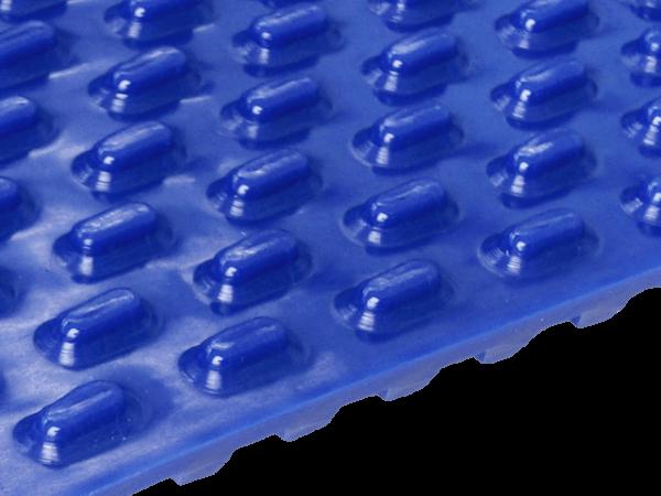FDA Lebensmittel-Zahnriemen T 10 Noppen 16 x 15 mm