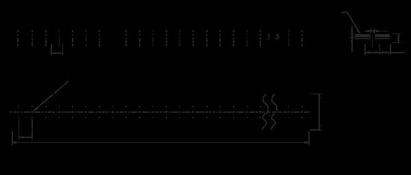 PU Zahnriemen Vakuum 32t10-720 3,5 mm Linatex